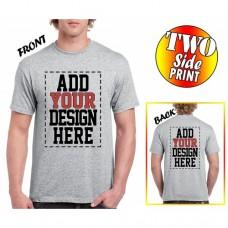Custom Men t-shirt