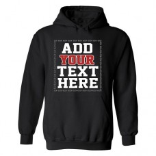 Custom Unisex men and women hoodies