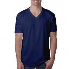 Custom Men V-Neck T-shirt