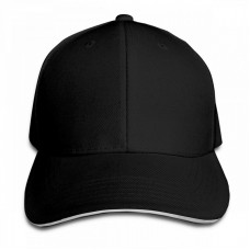 Custom Sandwich Peaked cap