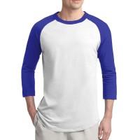 Custom Men 3/4 sleeve